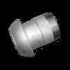 Носико-рычажное соединение (муфта карданного типа VK с наружной резьбой 4'')