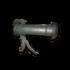Переходник носико-рычажного соединения (кардан-редуктор VK-MK) KKMGV 108 x 89