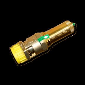 Клапан HEROSE предохранительный до 2 бар (резьба 1½'')