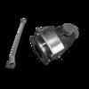 Шаровой кран Prokosch с ускорителем 80 mm