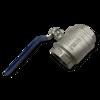 Кран воздушный шаровой 65 mm (2 1/2'')