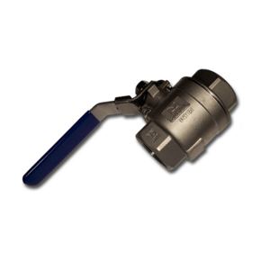 Кран воздушный термостойкий шаровый 40 mm