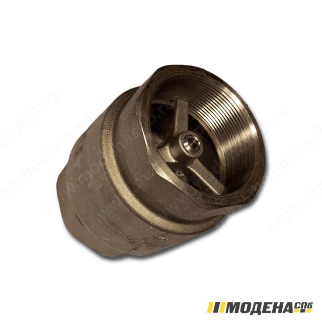 Обратный клапан муфтовый прямой DN65 (2 1/2'')