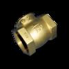 Обратный поворотный клапан с прямой посадкой 50 mm