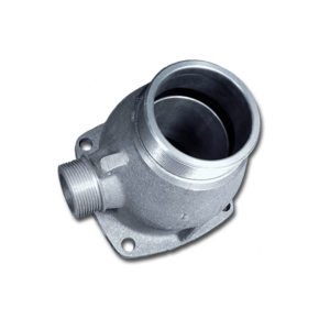 Ускоритель фланцевый 100 mm (для установки на шаровой кран Prokosch)