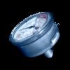 Манометр виброустойчивый NG 63, 0...10 bar (резьба сзади)