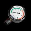 Манометр виброустойчивый NG 100, 0...4 bar (0-0.4 МПа)