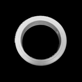 Уплотнитель поворотной заслонки Вurgmer 150 mm, белый