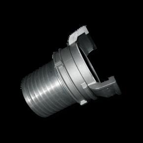 Муфта Guillemin для шланга 100 mm, AL