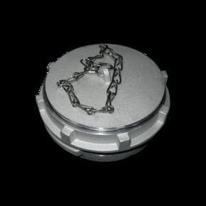 Заглушка для муфты Guillemin KA125 mm, AL