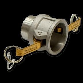 Быстросъемная муфта Camlock B300 с наружной резьбой 3''