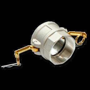 Быстросъемная муфта Camlock D400 с внутренней резьбой 4''
