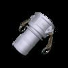 Быстросъемная муфта Camlock C для шланга 65 mm