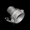 Быстросъемная муфта Camlock для шланга 75 mm C300