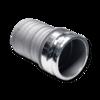 Быстросъемная муфта Camlock для шланга 100 mm (вставляемая часть)