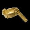 Зажимное кольцо с рычагом Tankwagen 50 mm, латунь