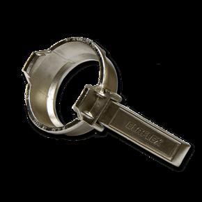 Зажимное кольцо с рычагом Tankwagen 50 mm MKH050, SS