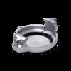Заглушка (крышка) Elaflex 80 mm, алюминий