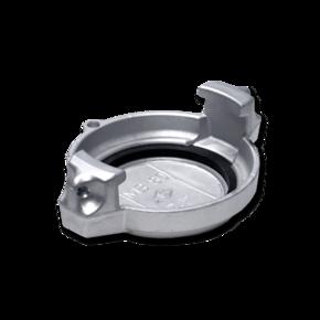 Заглушка (крышка) Elaflex 80 mm (алюминий)