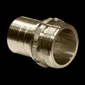 Штуцер для шланга Elaflex 50 mm с наружной резьбой (сталь)