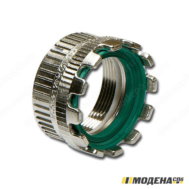 Уплотнительное кольцо (корона) MKV80 TW с внутренней резьбой, SS