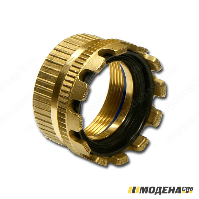 Уплотнительное кольцо (корона) MKV80 TW с внутренней резьбой, MS