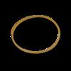 Уплотнитель заливного люка Fort Vale 485 mm прозрачный, SIL