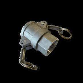 Быстросъемная муфта Camlock D100 с внутренней резьбой 1''