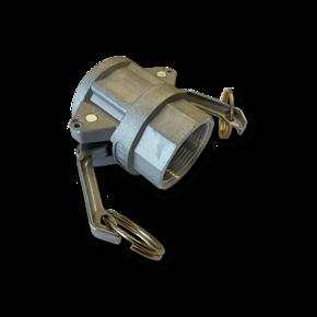 Муфта Camlock D125 с внутренней резьбой 1 1/4''