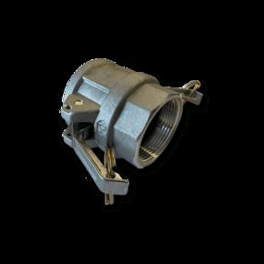 Муфта Camlock D150 с внутренней резьбой 1 1/2'', AL
