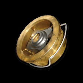 Обратный клапан межфланцевый 100 mm