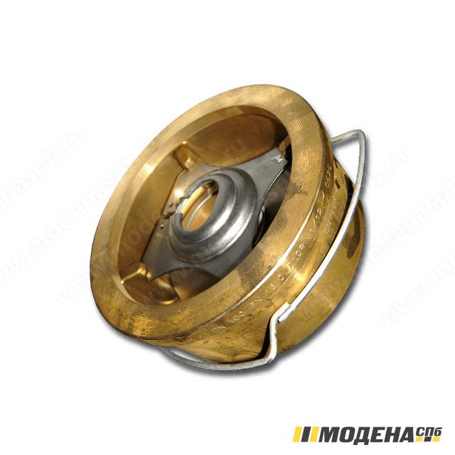 Обратный клапан межфланцевый 100 mm (4'')