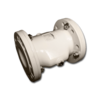 Пневматический клапан АКО VF 125 mm