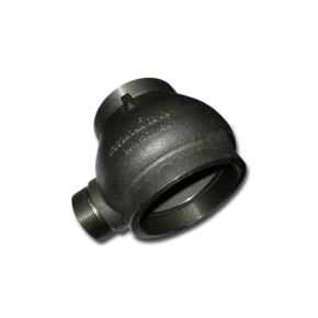 Ускоритель резьбовой 80 mm (для установки на трубопровод)