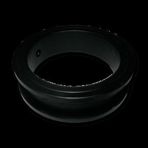 Уплотнитель поворотной заслонки Вurgmer 100 mm, черный