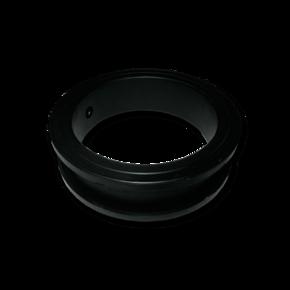 Уплотнитель поворотной заслонки Burgmer 80 mm, черный