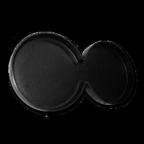 Заглушка пенала для шлангов двойная