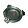 Заглушка (крышка) Tankwagen 100 mm, сталь
