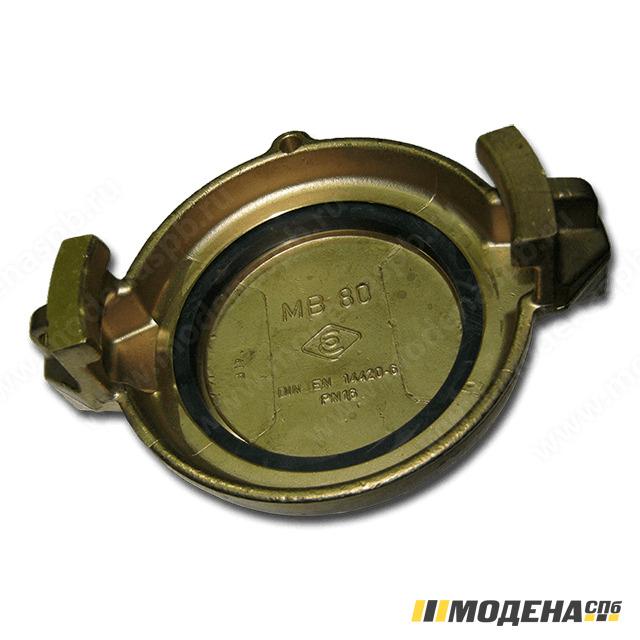 Заглушка MB80 (крышка) TW 80 mm, MS