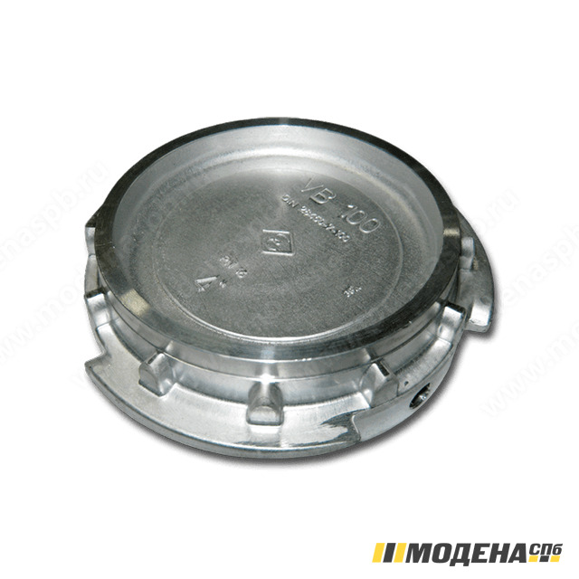 Заглушка VB100 (пробка) TW 100 mm, AL