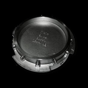 Заглушка VB100 (пробка) TW 100 mm, SS