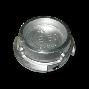 Заглушка (пробка) Tankwagen 50 mm, алюминий