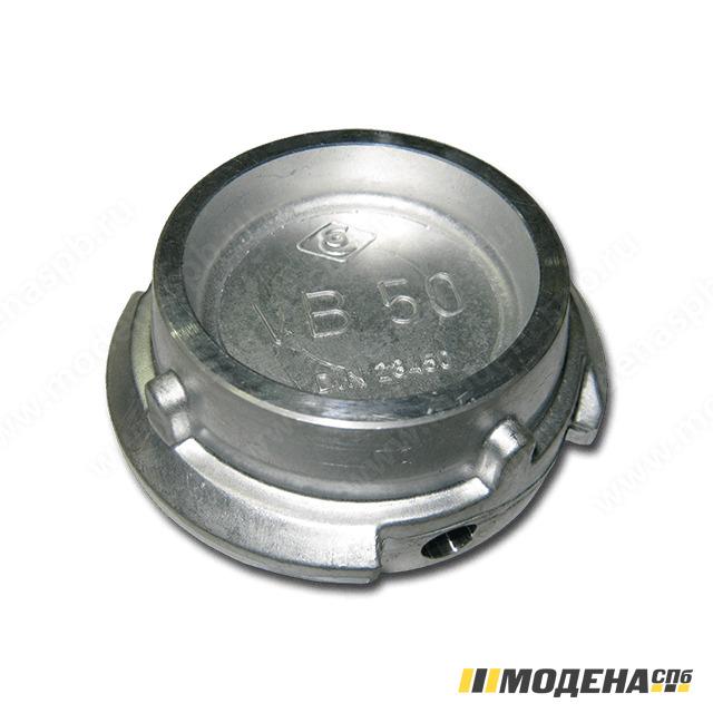 Заглушка VB50 (пробка) TW 50 mm, AL