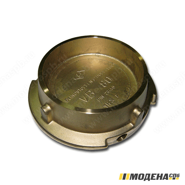 Заглушка VB80 (пробка) TW 80 mm, MS