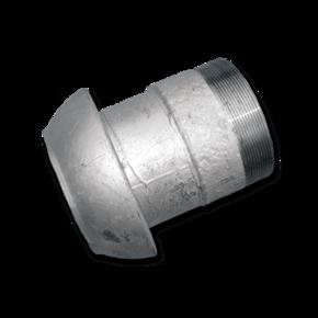 Носико-рычажное соединение (муфта карданного типа VK с наружной резьбой 3'')