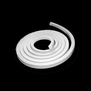 Уплотнитель мерный заливного люка профиль 8х8 mm
