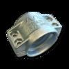 Предохранительный зажим Spannloc 38 mm (алюминий)