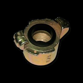 Пескоструйная муфта (крабовое соединение) 25 mm тип 3101