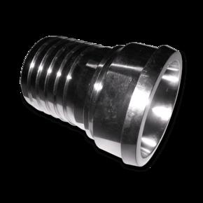 Уплотнительный конус, молочная муфта для шланга 100 mm