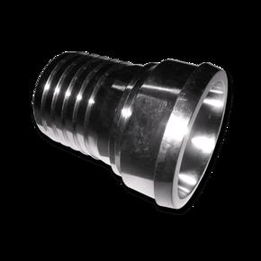 Уплотнительный конус, молочная муфта для шланга 75 mm